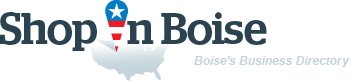 ShopInBoise. Business directory of Boise - logo